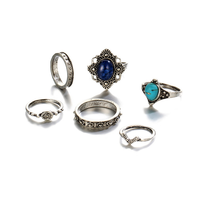 Vintage Silver Rings