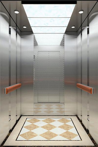 passenger elevator about