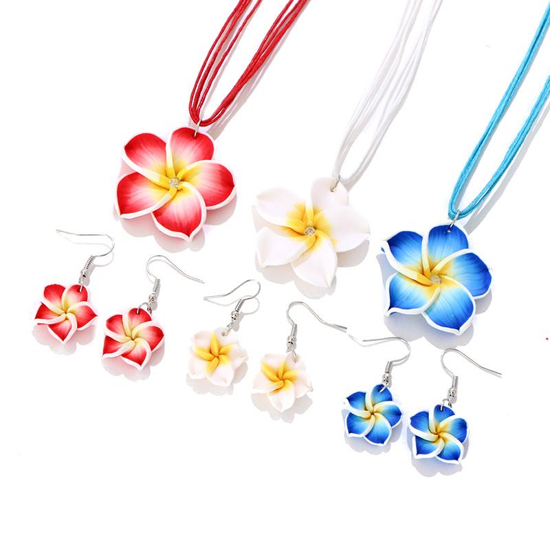 Flower three piece set