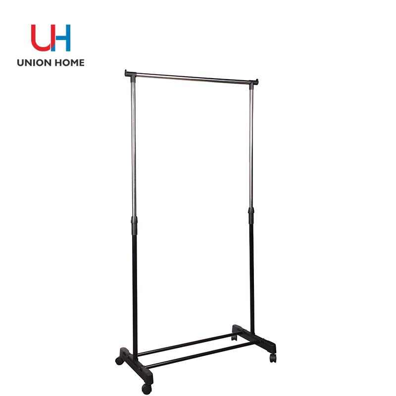 Carbon steel garment rack