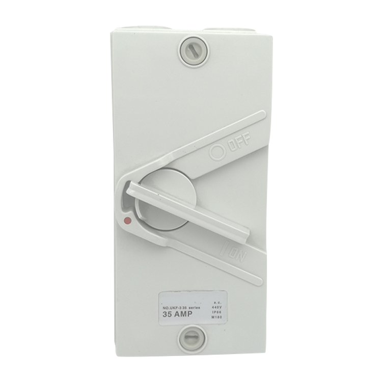 Weatherproof Isolator Switch