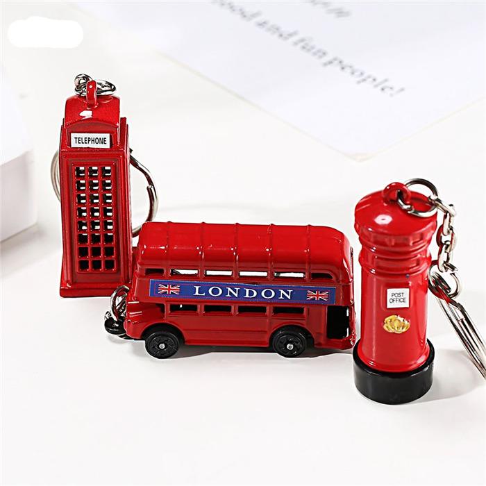 Mail Box Key Holder Key Pendant Keychain