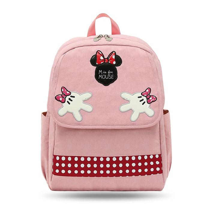 Waterproof Mummy Diaper Bag Nappy Backpack