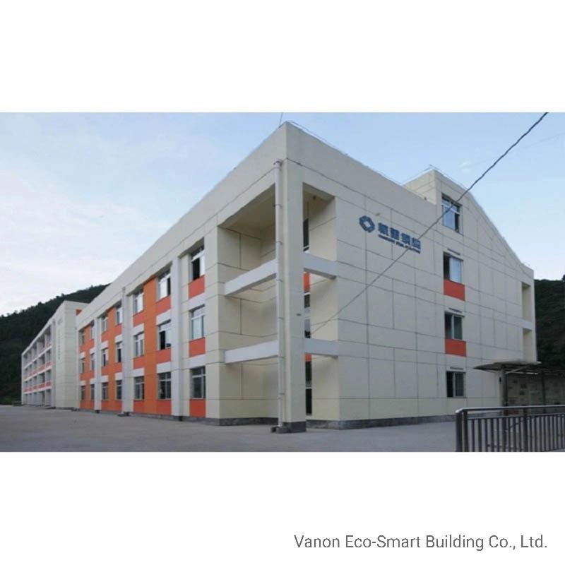 Multi storey prefabricated school buildings