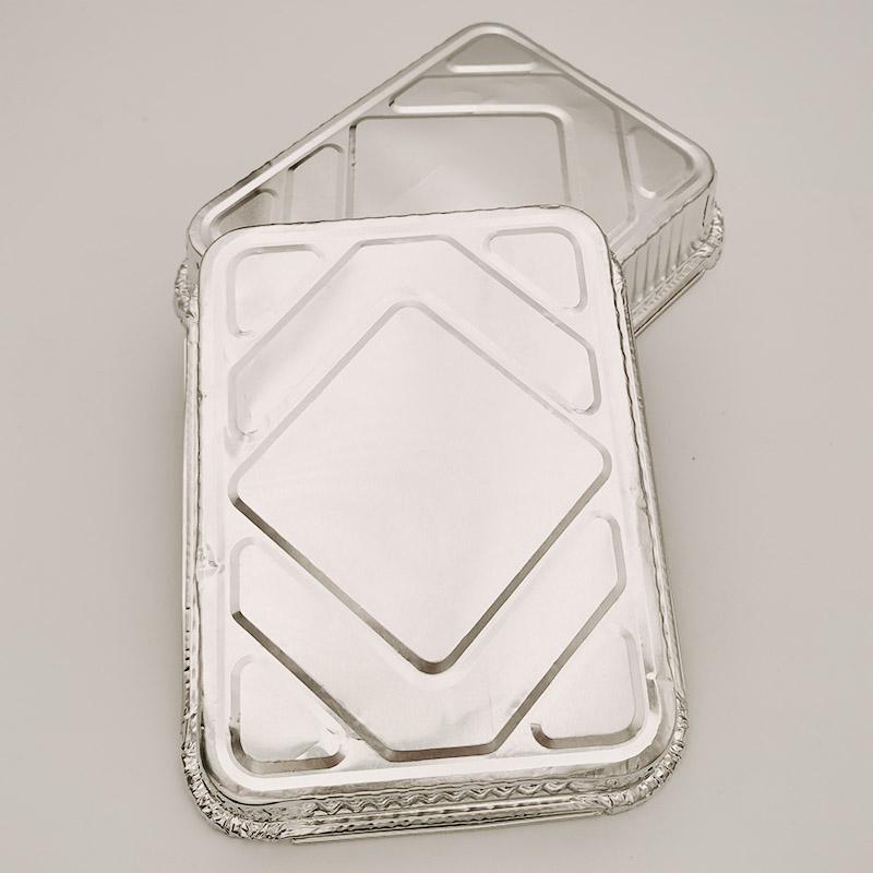 aluminium foil container manufacturing