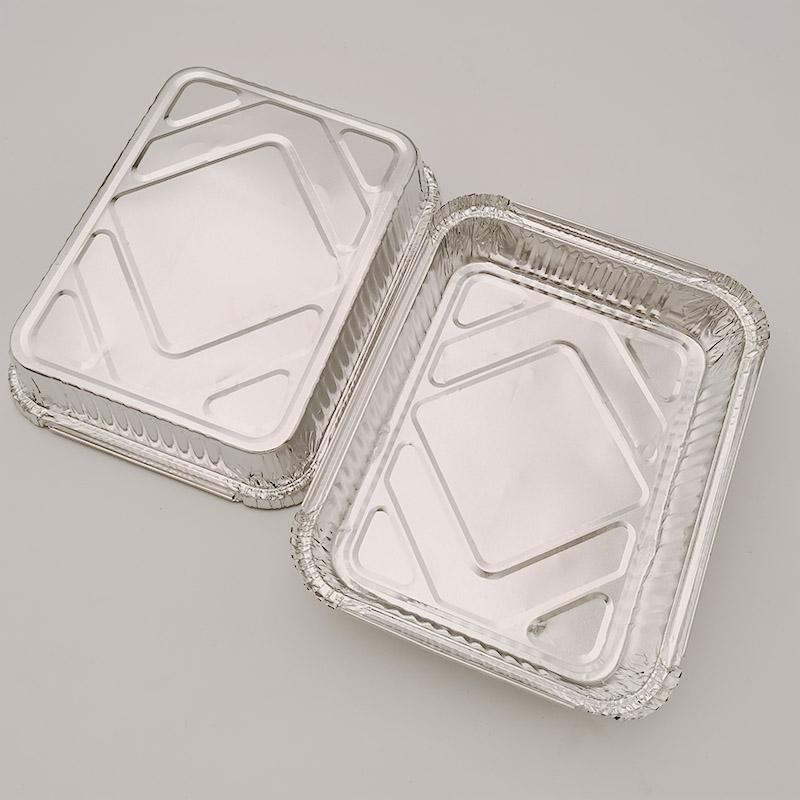 aluminium foil container manufacturing project