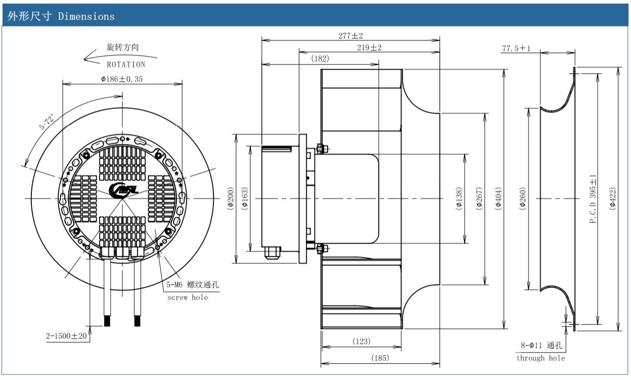centrifugal fan grainger