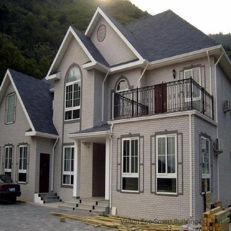 Light Gauge Steel Sandwich Panel Structure Prefab-House Villa