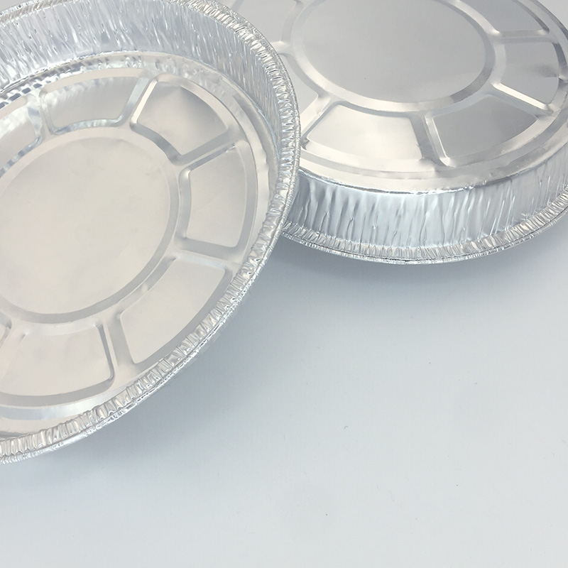 foil trays with clear lids