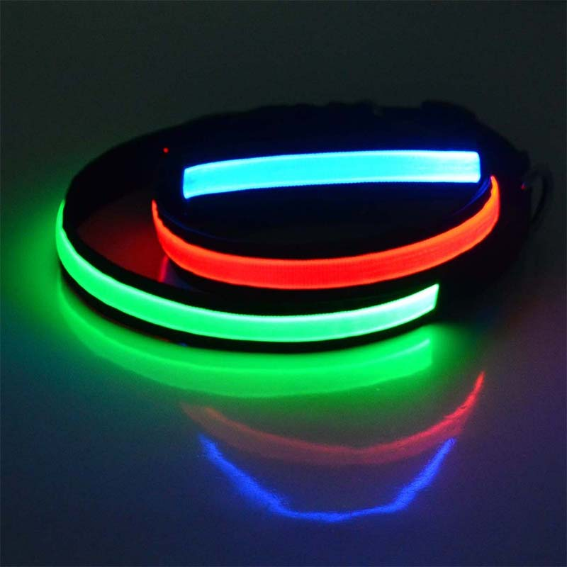 LED Collar USB