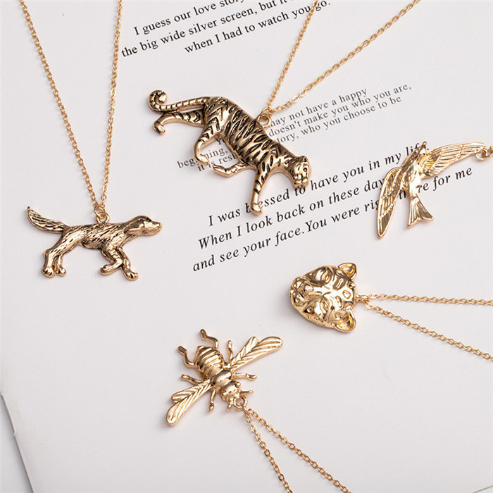 Animal Special Pendant Necklace