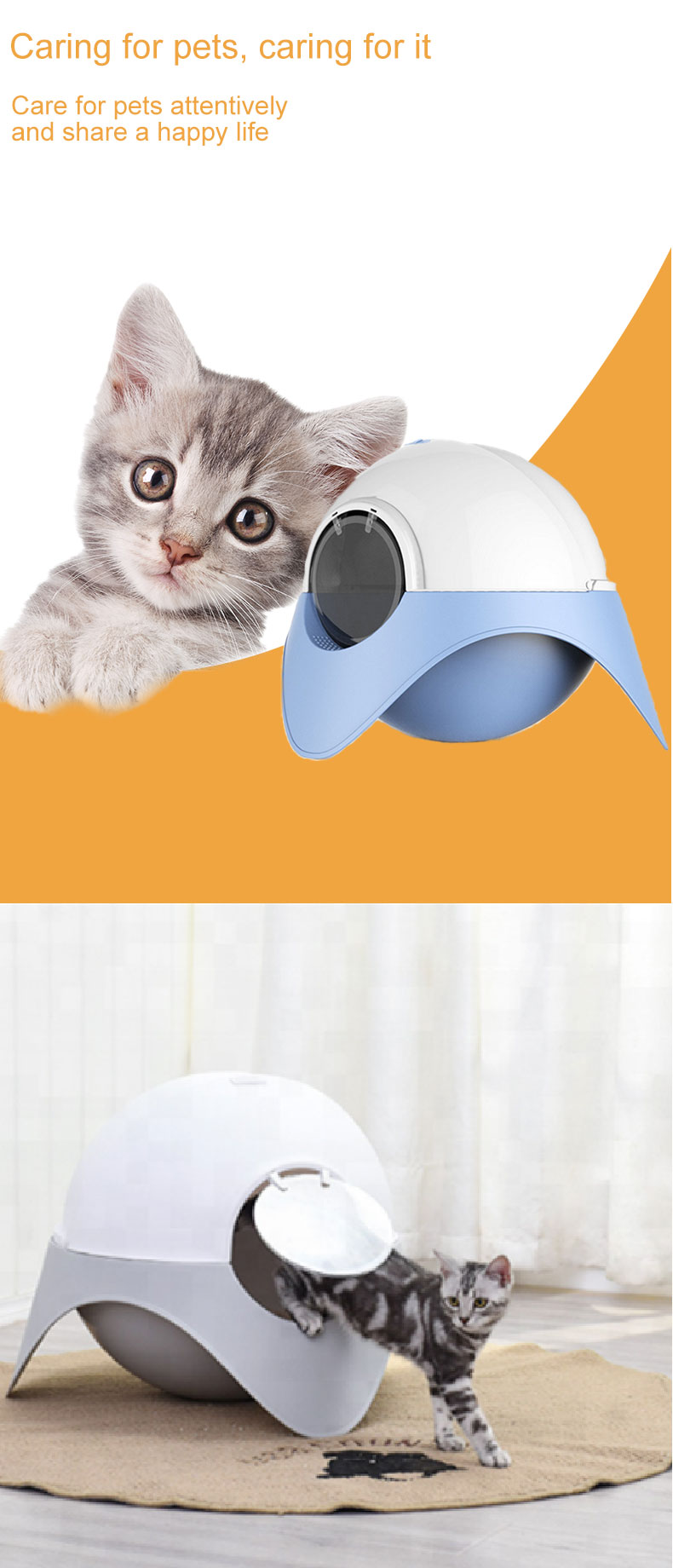 White space litter box Manufacturer