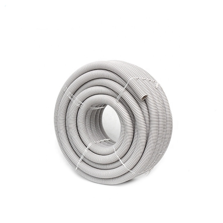 Australian 20mm Flexible PVC Corrugated Conduit Pipe