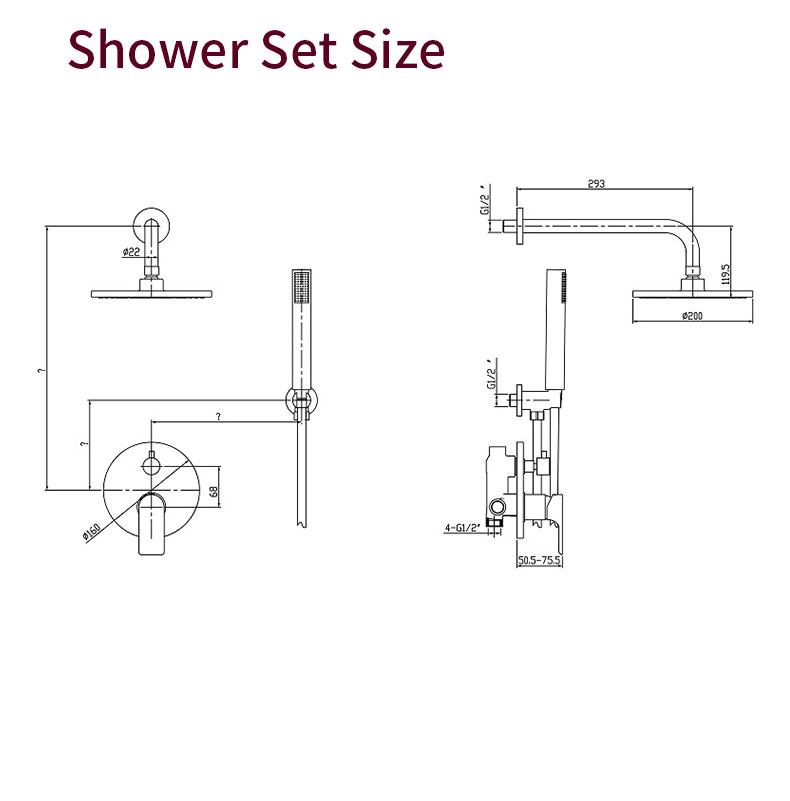 shower mixer manufacturers