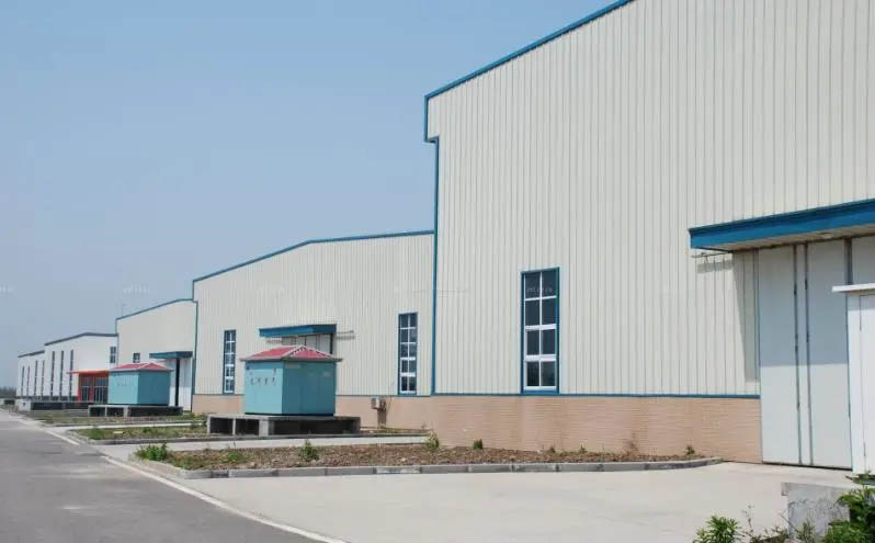 Industrial Steel Structure Warehouse