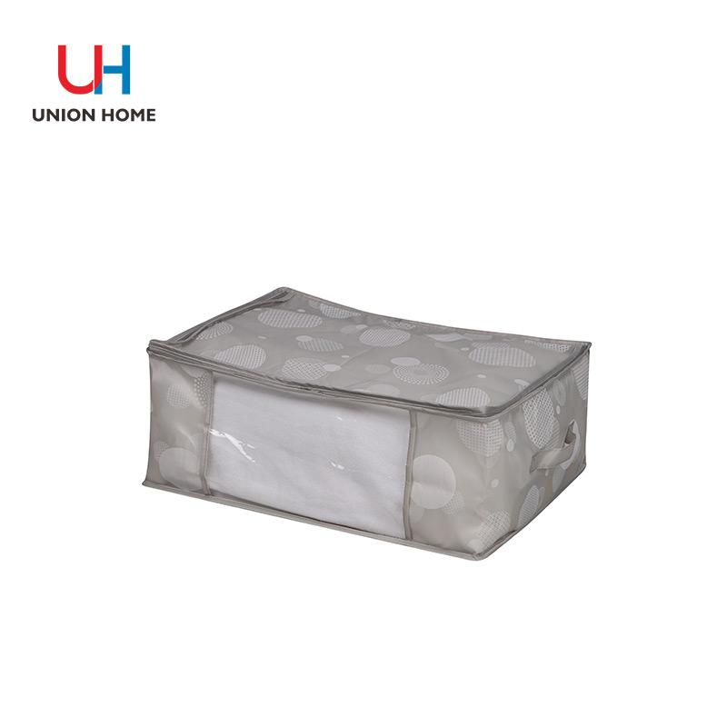Solid polyester blanket bag