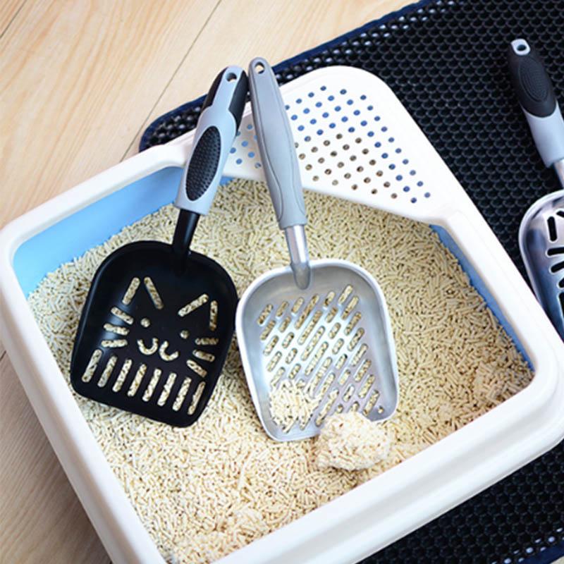 cat litter shovel