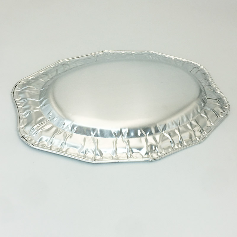 Aluminium foil tray for baking Manufacturers