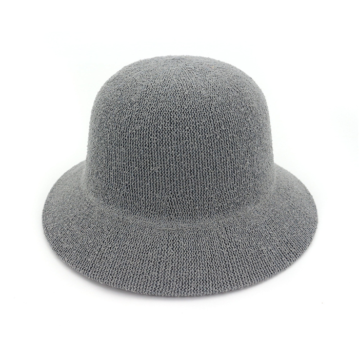The new short brim hat
