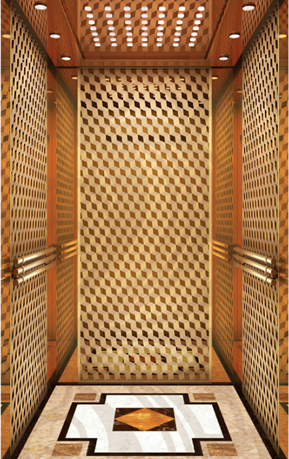 passenger elevator dimensions