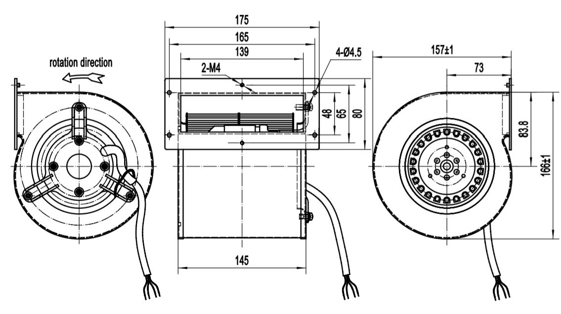 centrifugal fan silencer design