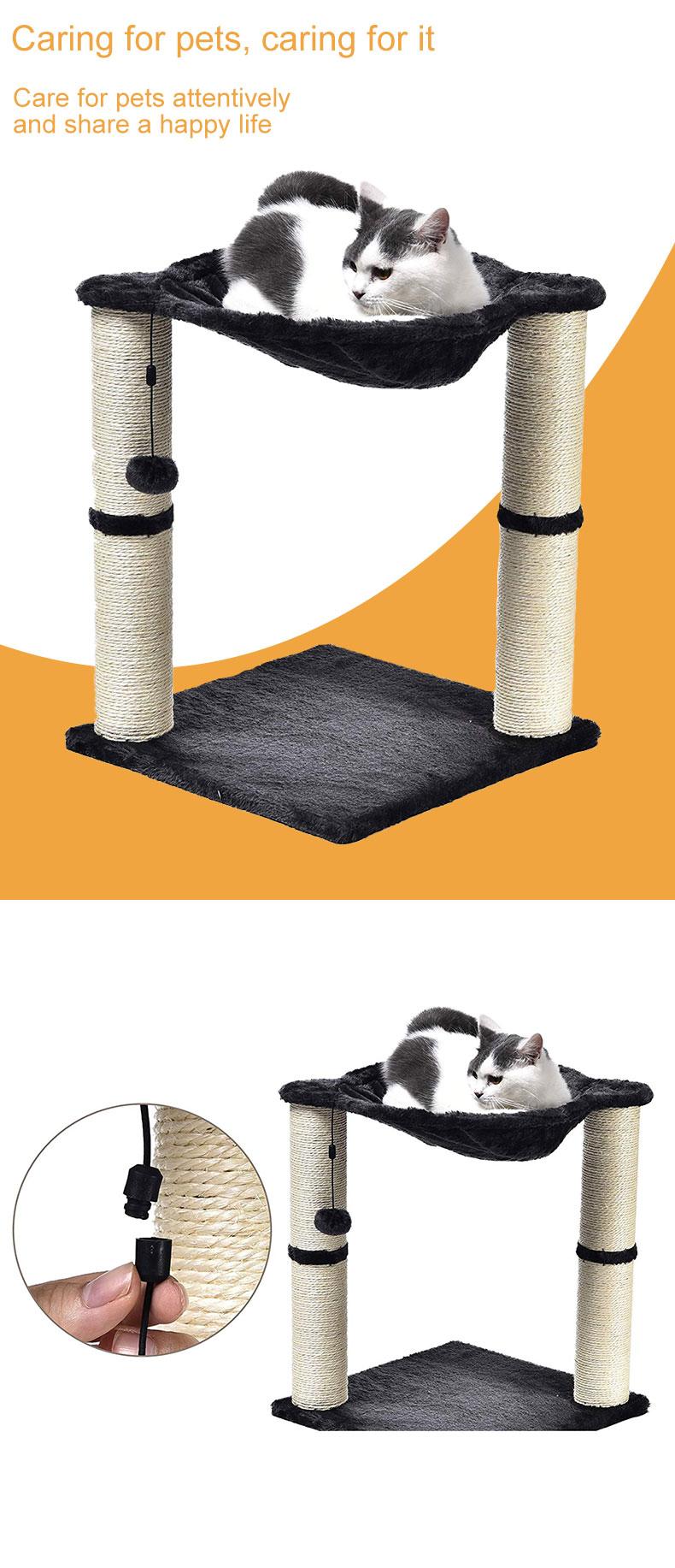 cat climbing nest accessories