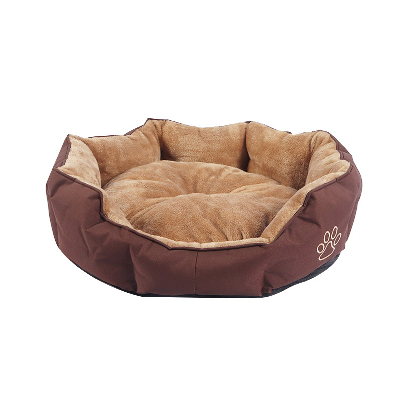 Round cat nest with iron work pet supplies