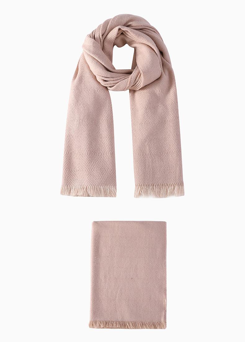 cotton wrap scarf