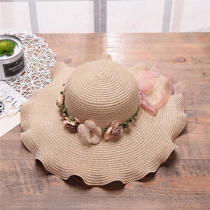 Beach outdoor sun hat