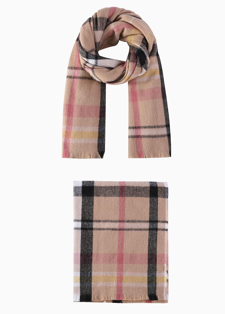 beautiful winter scarf