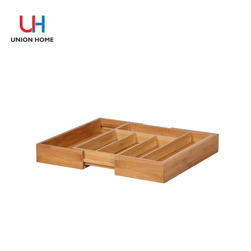 Large bamboo plate
