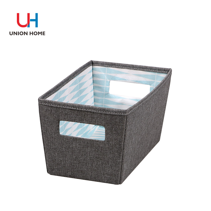 Polyester storage tote