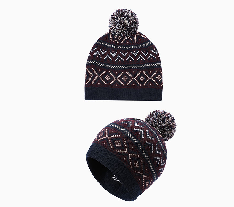 How to choose a woolen hat according to the clothing collocation