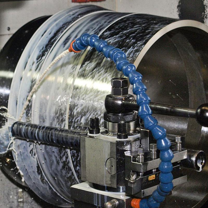CNC aluminum parts stamping