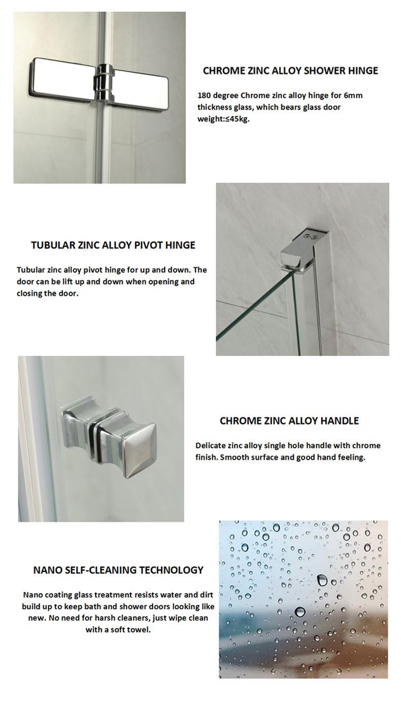 shower enclosure installation manufacturers