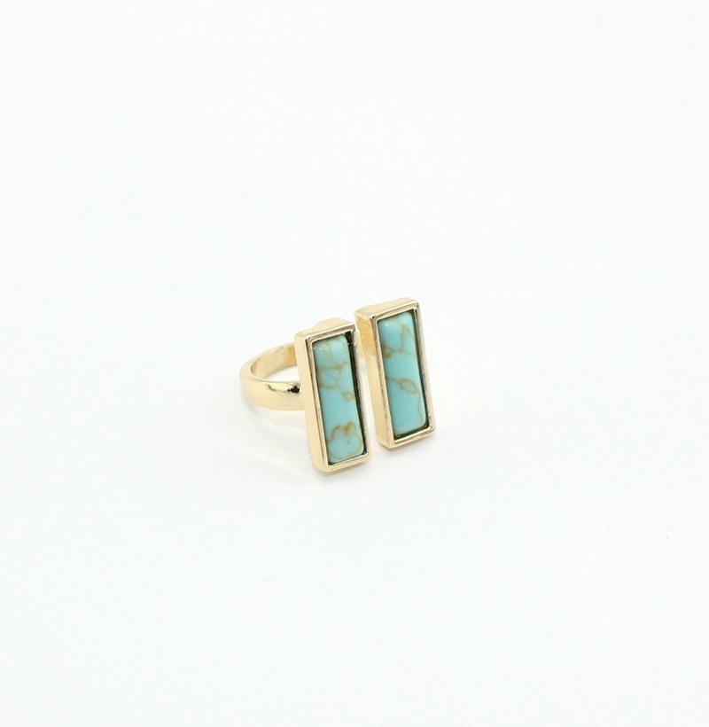 Adjustable Ring Geometric Jewelry