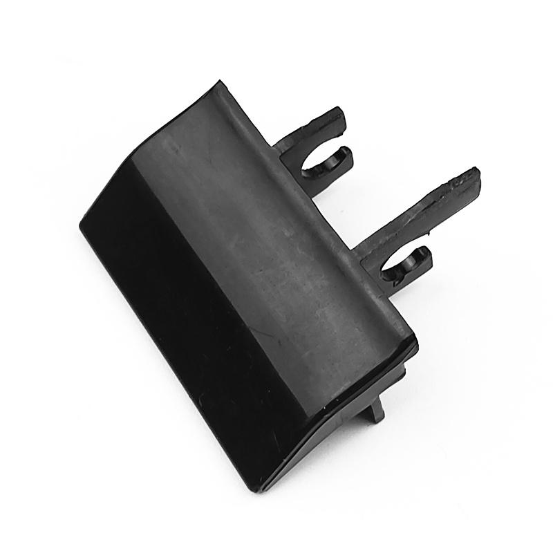 High quality custom design plastic coated door handle hand grip handle bar door knob