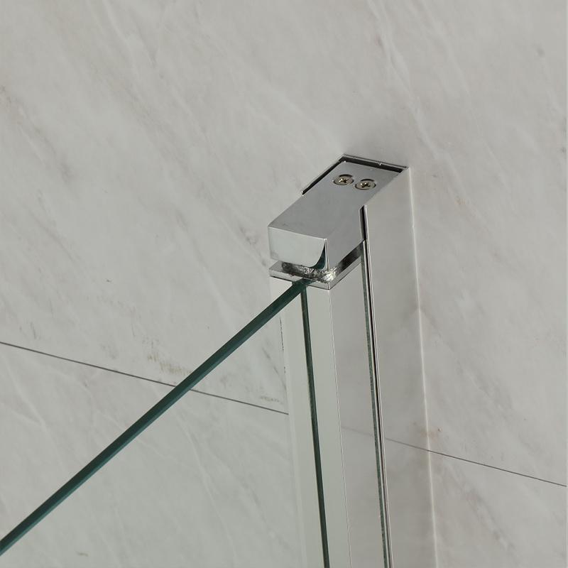 shower enclosure installation