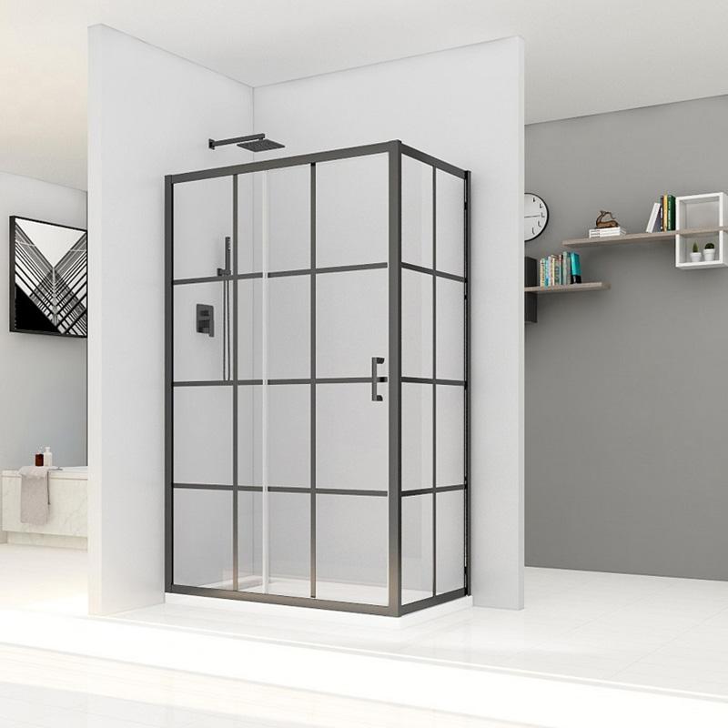 bathroom shower enclosures