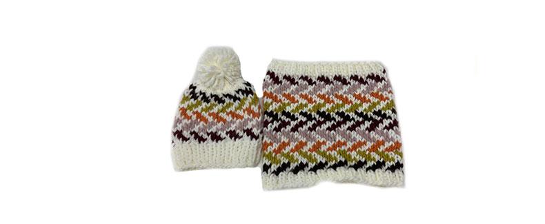 scarf and hat set manufacturer