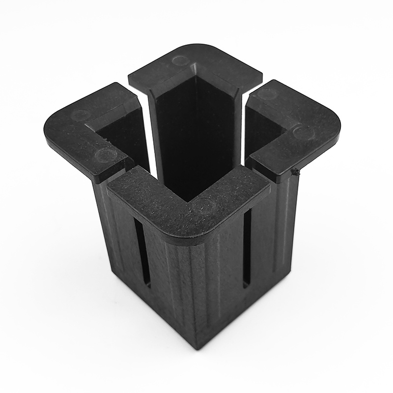 High quality plastic  molding injection company long plastic injection molded decorate parts
