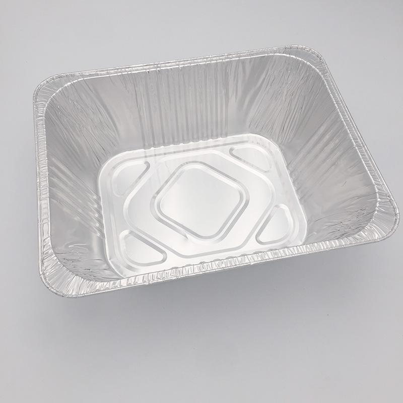 tray bake aluminium foil food trays