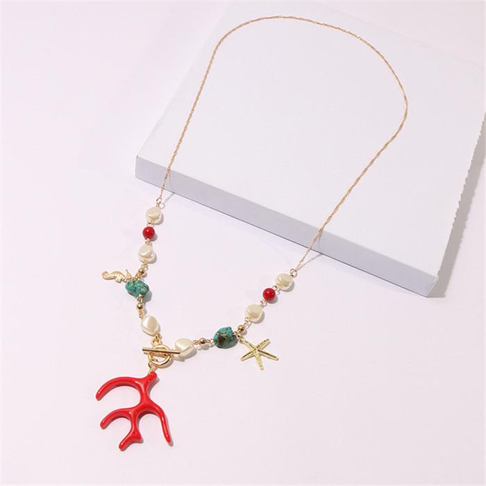 Turquoises Pendant Necklaces