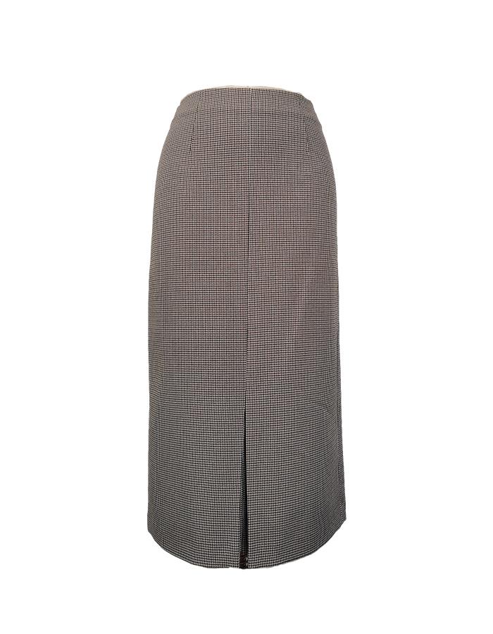 Flora Pleated Skirt