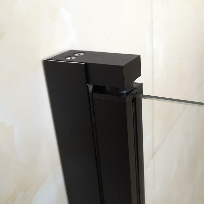 bathtub screen black