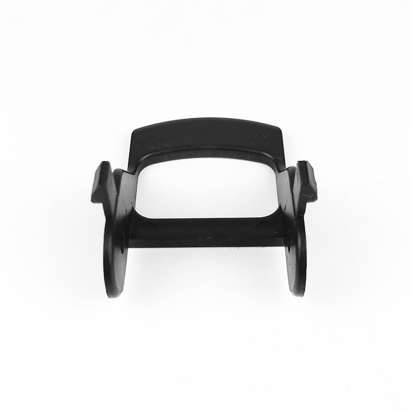 Customized PP ABS plastic spare black injection cycle cover made in China