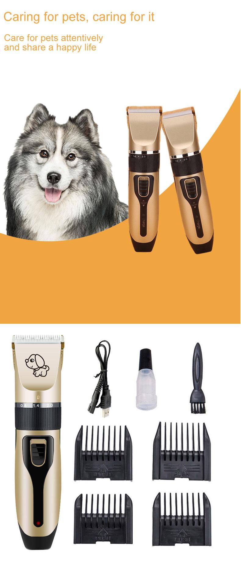 Pet Electric scissor