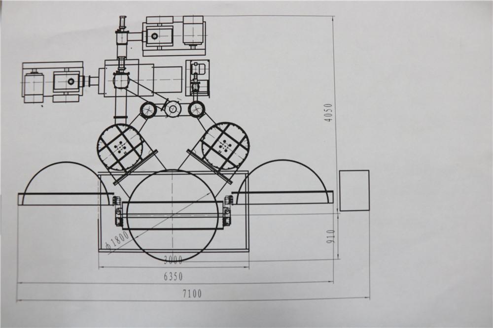 Vacuum  Coating Machine Flowmeter