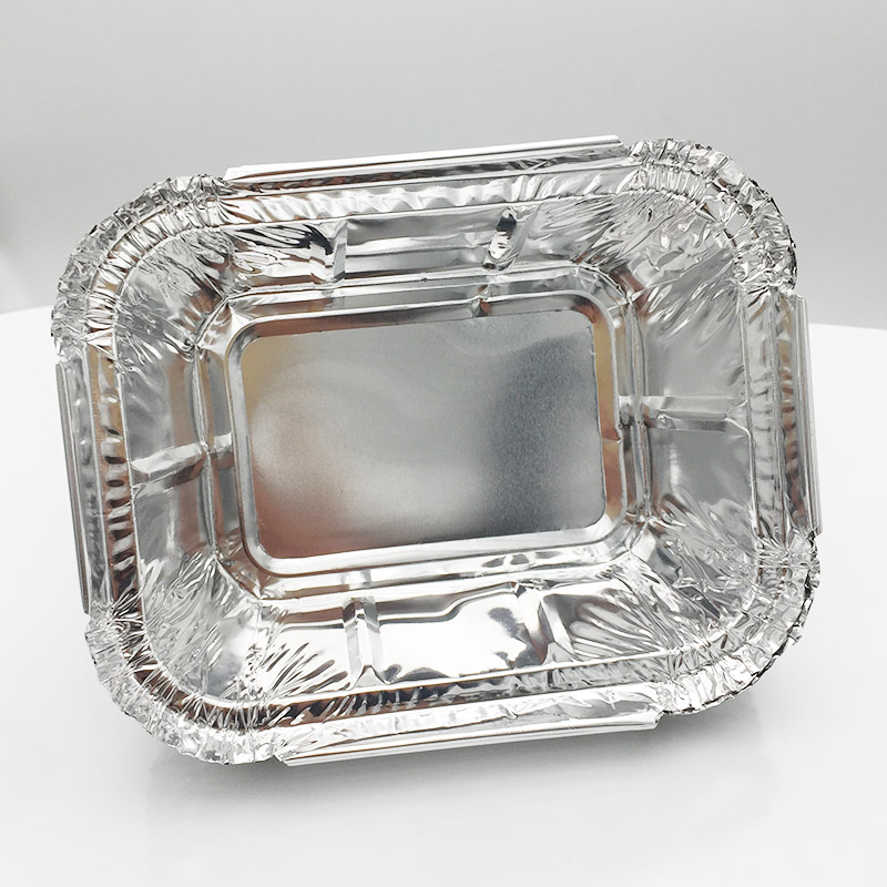disposable aluminium foil trays Supplier
