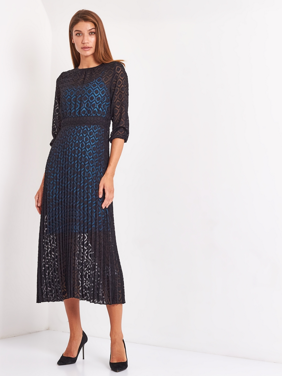 Joyce Jacquard dress